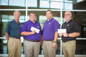 SRH Sports Medicine Donates to Local High Schools