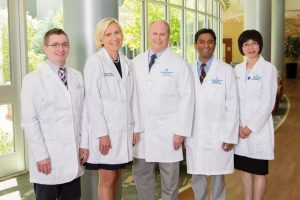 Cancer Center Healthcare Team