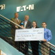 EATON Charitable Gift SRH Cancer Center