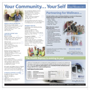 Your Community Your Self December 2017