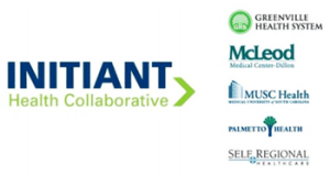 Founding members of Initiant Healthcare Collaborative include Greenville Health System, Greenville; McLeod Health, Florence; MUSC Health, Charleston; Palmetto Health, Columbia; and Self Regional Healthcare, Greenwood