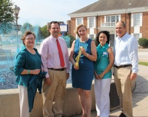 Ovarian cancer survivor Dianne Morgan has organized an awareness event on Sept. 22 to ensure other women know the signs and symptoms of ovarian cancer, which is often referred to as the