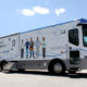 The Self Regional Health Express, a 42-foot mobile vehicle, will be utilized by Self Regional to offer wellness and prevention services such as clinical exams, screenings, referral and health education to serve the seven county region of Upstate South Carolina.