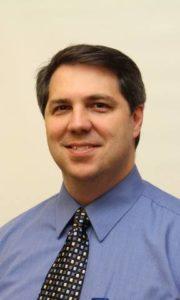 Rusty Deason, Self Regional's stroke coordinator
