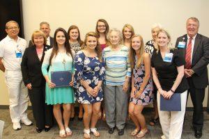 Self Regional Healthcare Foundation Awards Annual Nursing Scholarships