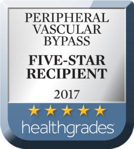 Health Grades 5 Star Vascular Bypass