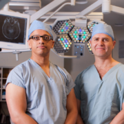 Sumeer Lal, M.D. and Michael Kilburn, M.D.