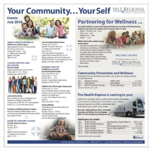 Your Community Your Self July 2018