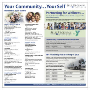 Your Community Your Self November 2018
