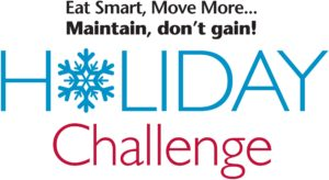 Maintain, Don't Gain Employee Health Holiday Challenge