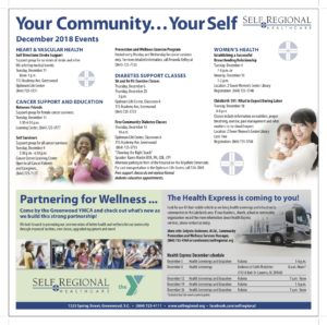 Your Community Your Self December 2018