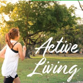 Active Living in Greenwood SC