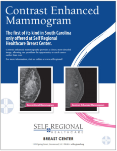 Contrast Enhanced Mammography